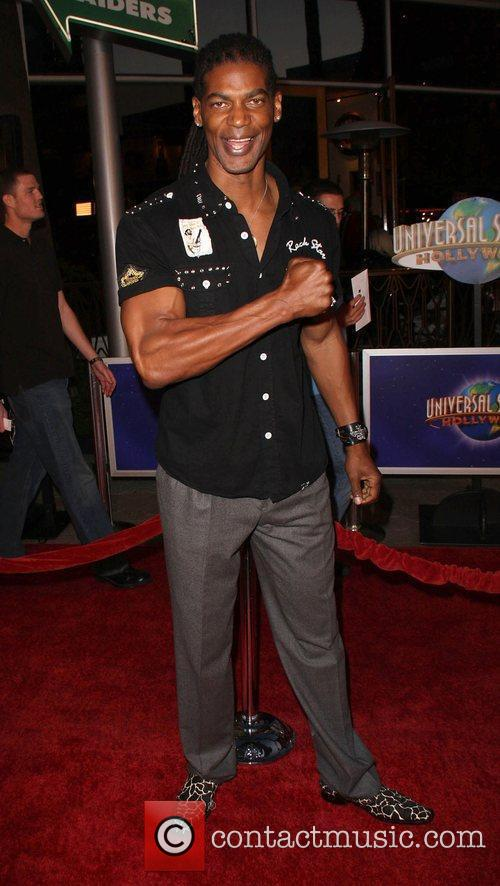 Guest World Premiere Of 'Fast & Furious' held...