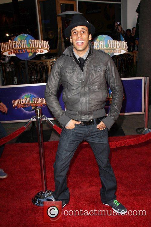 Wilmer Calderon World Premiere Of 'Fast & Furious'...