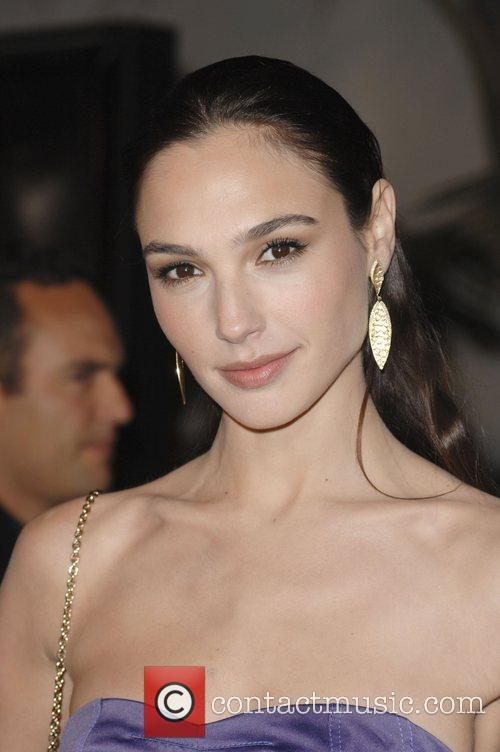 Gal Gadot and Gibson Amphitheatre 4