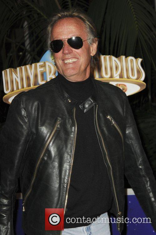 Peter Fonda and Gibson Amphitheatre