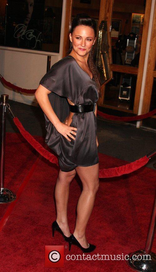 Briana Evigan World Premiere Of 'Fast & Furious'...