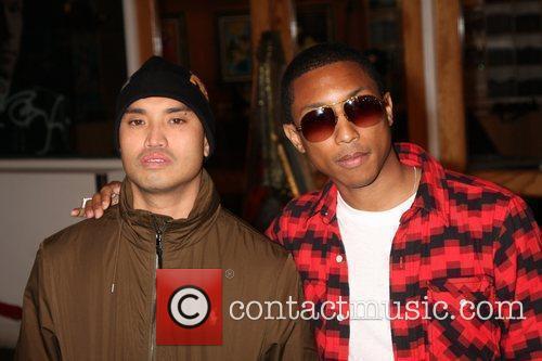 Chad Hugo & Pharrell Williams World Premiere Of...