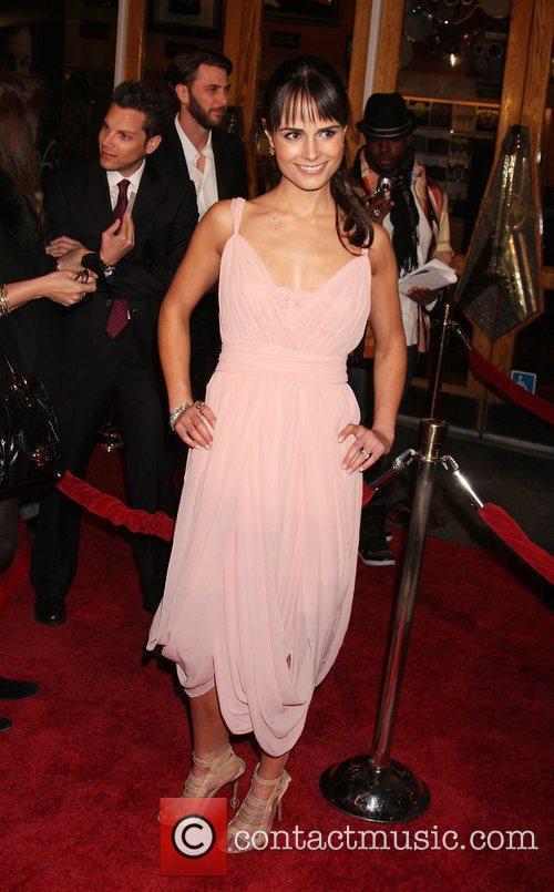Jordana Brewster World Premiere Of 'Fast & Furious'...