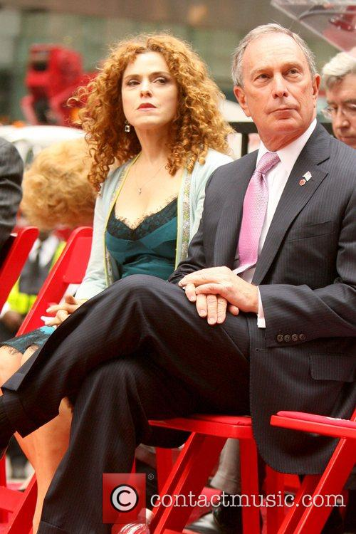 Bernadette Peters and Duffy 2