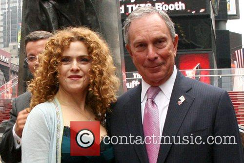 Bernadette Peters and Duffy 1