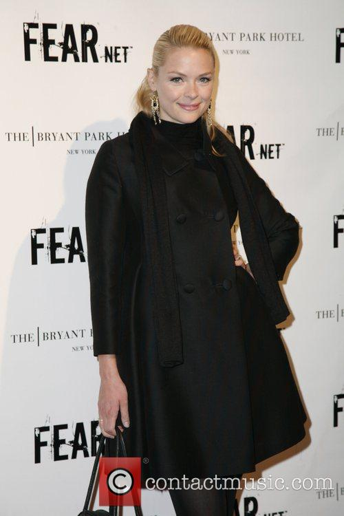 Jaime King FEARnet 2nd anniversary party at the...