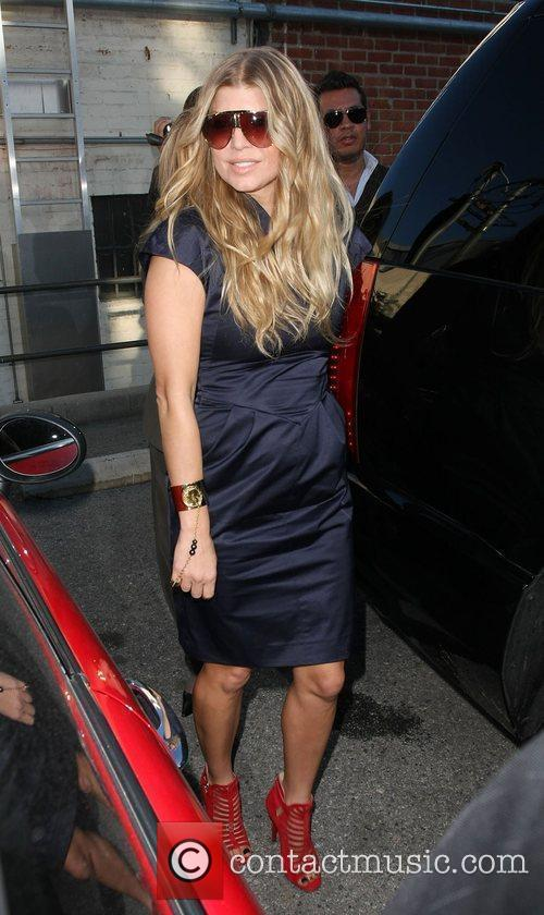 Stacy Ferguson aka Fergie of the Black Eyed...