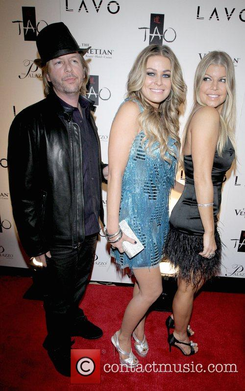 David Spade and Carmen Electra 3