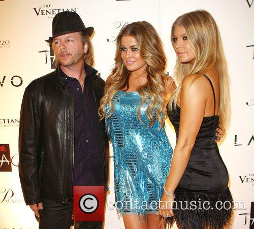 David Spade and Carmen Electra 7