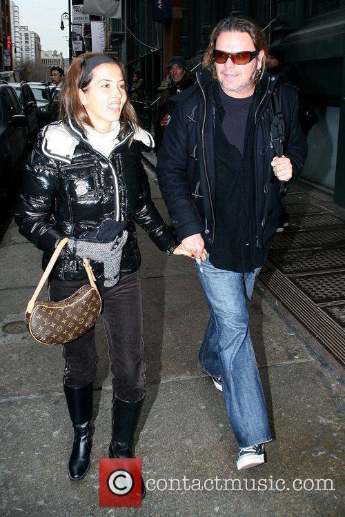 Ana Ivette Verduzco and Fernando Olvera from the...