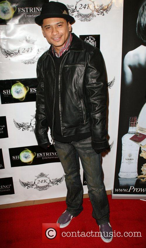 Jorge-Luis Pallo  FG Magazine Release Party with...