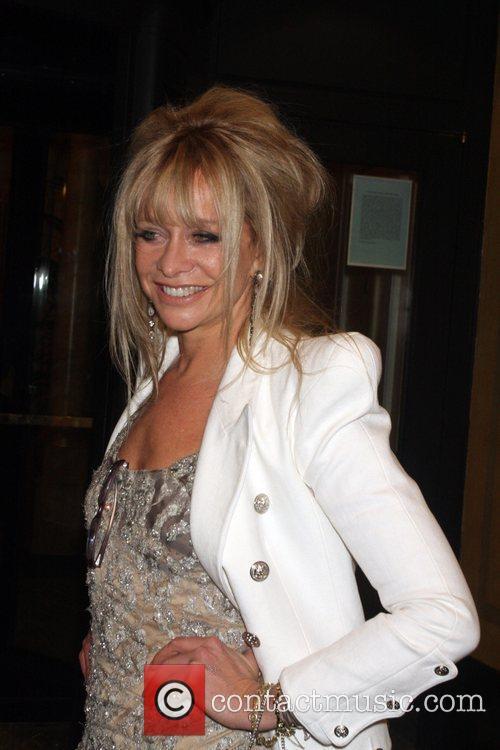 Outside the FiFi UK Fragrance Awards 2009 held...