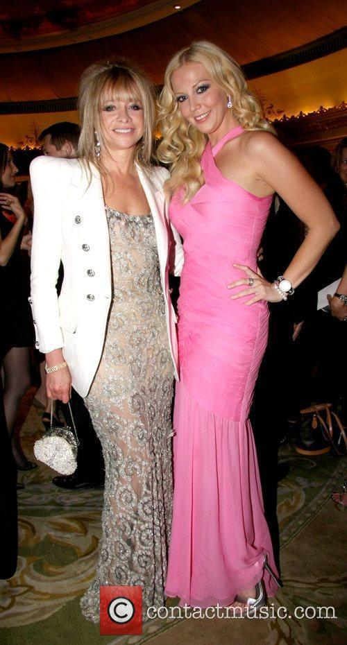Outside the FiFi UK Fragrance Awards 2009 held...