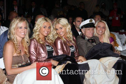 Guest, Hugh Hefner, Playboy and Playboy Mansion 1