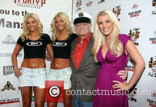 Karissa Shannon, Hugh Hefner, Playboy and Playboy Mansion 1