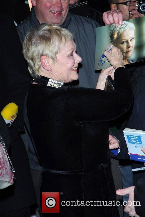 Dame Judy Dench, Grosvenor House