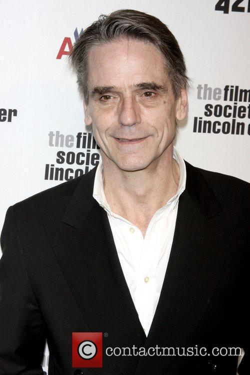 Jeremy Irons 36th Film Society of Lincoln Center's...