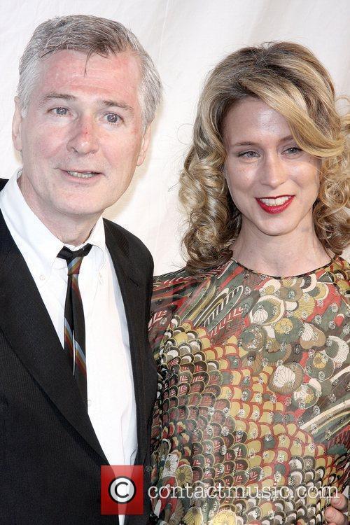 John Patrick Shanley and Jayne Haynes 36th Film...