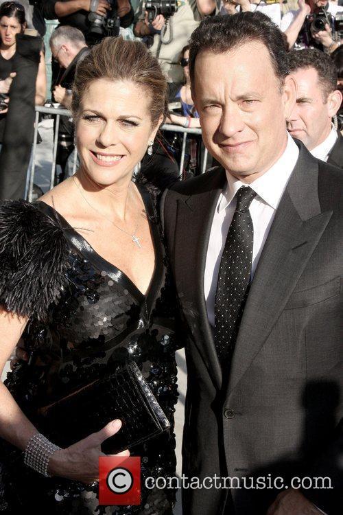 Rita Wilson and Tom Hanks 1