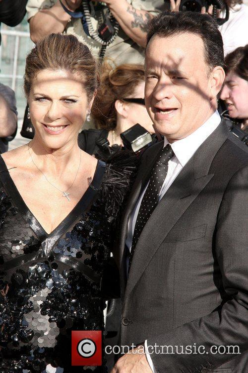 Rita Wilson and Tom Hanks 6