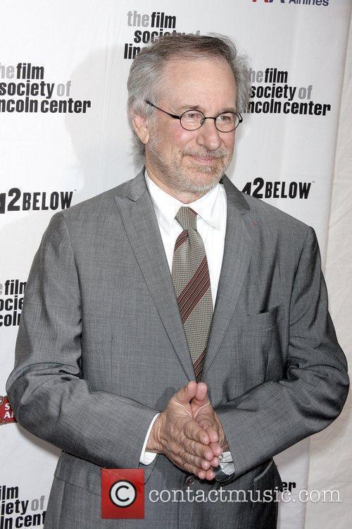 Steven Spielberg 36th Film Society of Lincoln Center's...