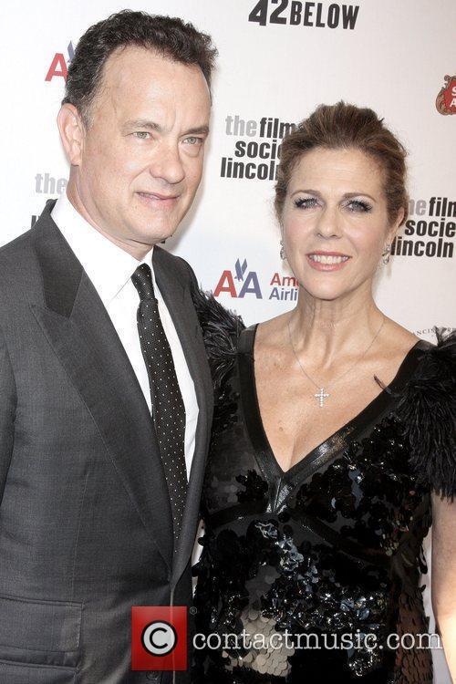 Tom Hanks and Rita Wilson 1