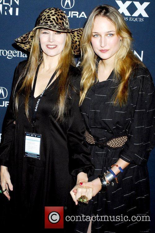 Elizabeth Sobieski and Leelee Sobieski  14th Annual...