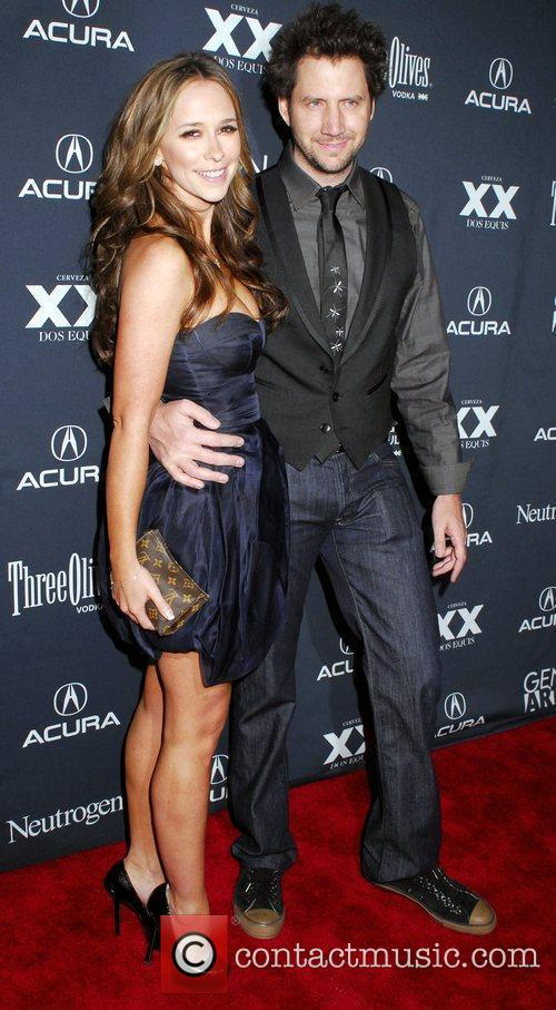 Jennifer Love Hewitt and Jamie Kennedy 14th Annual...