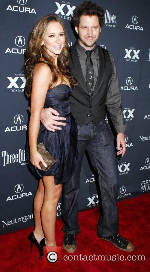Jennifer Love Hewitt and Jamie Kennedy 14th Annual...