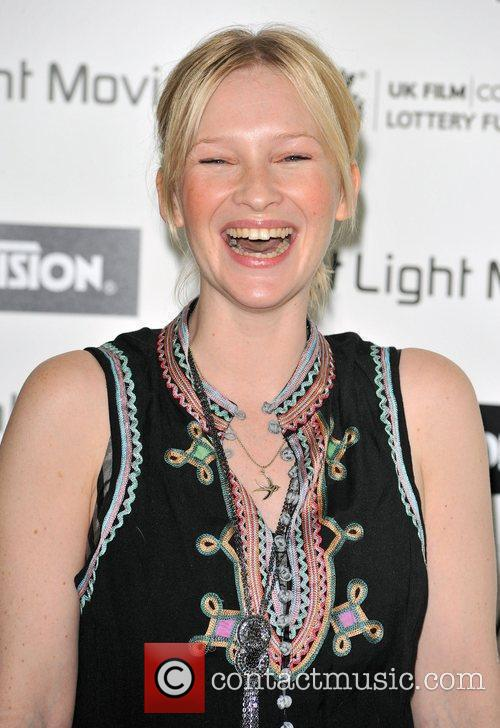 Joanna Page First Light Movie Awards held at...