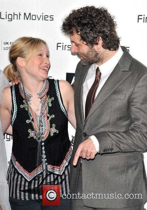 Michael Sheen and Joanna Page First Light Movie...