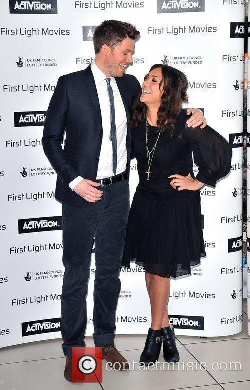 Rick Edwards and Miquita Oliver First Light Movie...