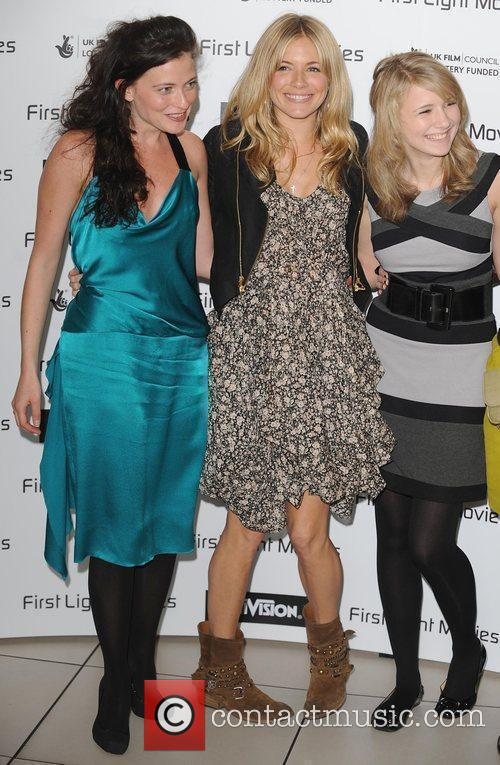 Sienna Miller and Guests First Light Movie Awards...