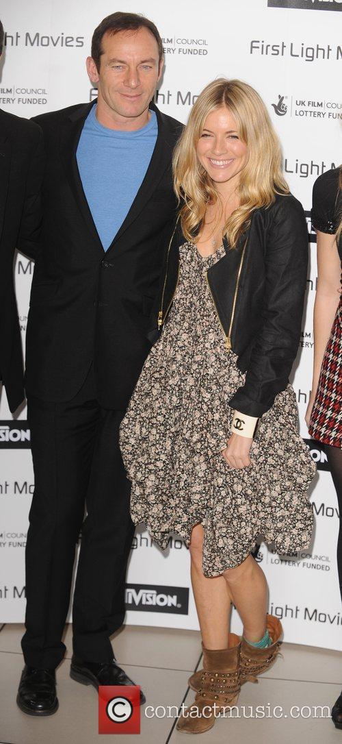 Sienna Miller and Jason Isaacs First Light Movie...