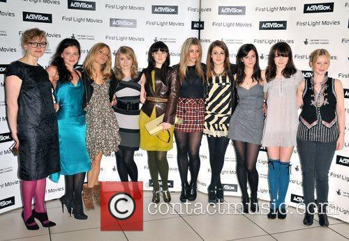 Sienna Miller First Light Movie Awards held at...