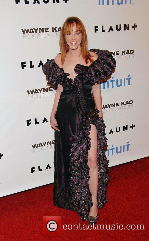 Jennifer McShane The 10th Anniversary of Flaunt magazine...