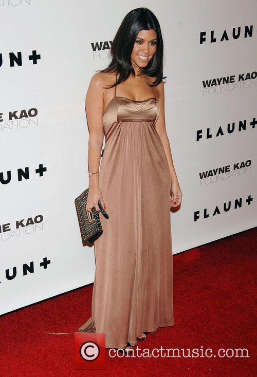 Khloe Kardashian The 10th Anniversary of Flaunt magazine...