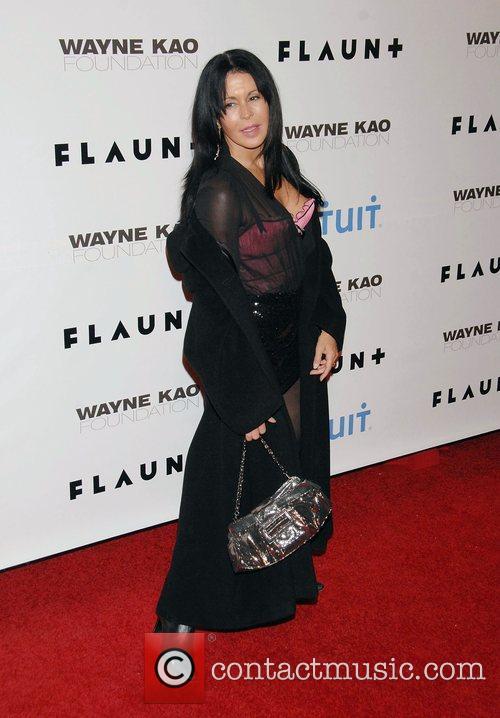 Maria Conchita Alonso The 10th Anniversary of Flaunt...
