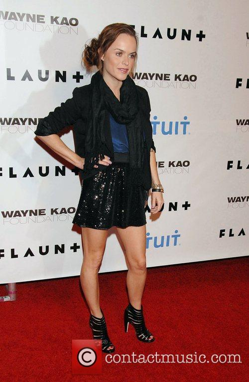 The 10th Anniversary of Flaunt magazine held at...
