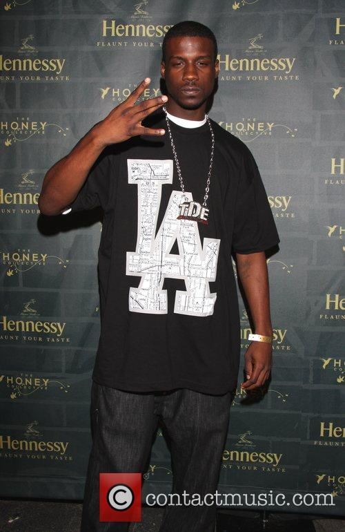 Jay Rock The Honey Collective and Hennessy invite...