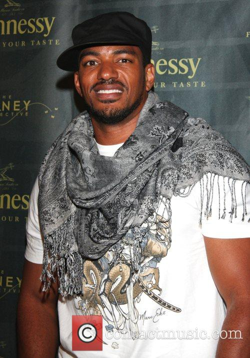 Laz Alonso The Honey Collective and Hennessy invite...