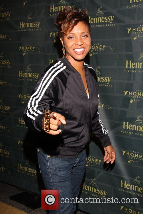 MC Lyte The Honey Collective and Hennessy invite...