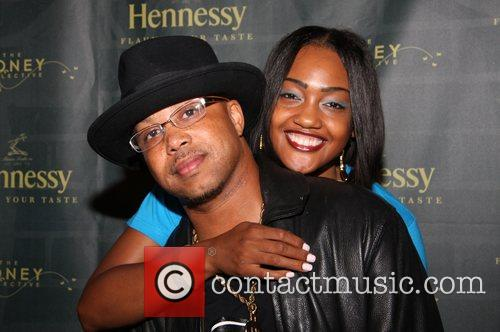 Money B and Tonia Brooks The Honey Collective...
