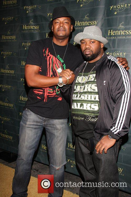 P. Frank Williams and Raekwon The Honey Collective...