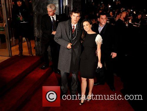 Ashton Kutcher and Demi Moore Flawless - UK...