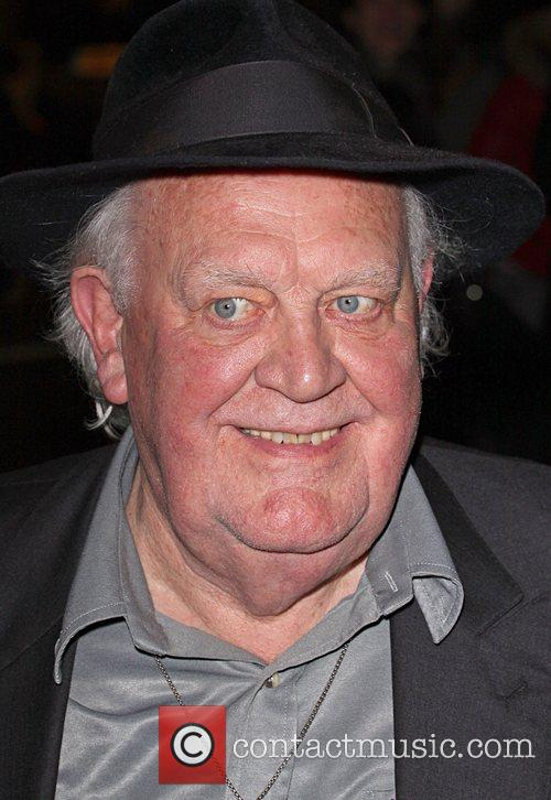 Joss Ackland UK charity premiere of 'Flawless' held...
