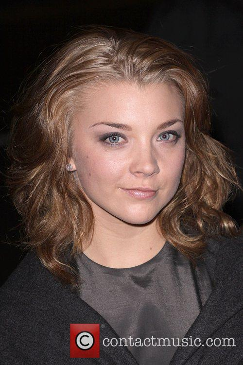 Natalie Dormer UK charity premiere of 'Flawless' held...