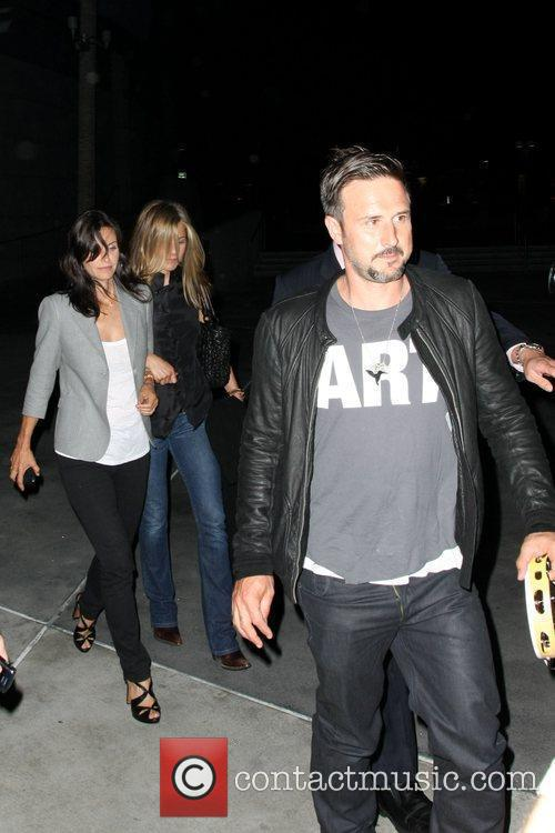 David Arquette and Fleetwood Mac 5