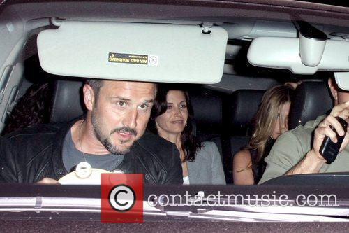 David Arquette and Fleetwood Mac 4