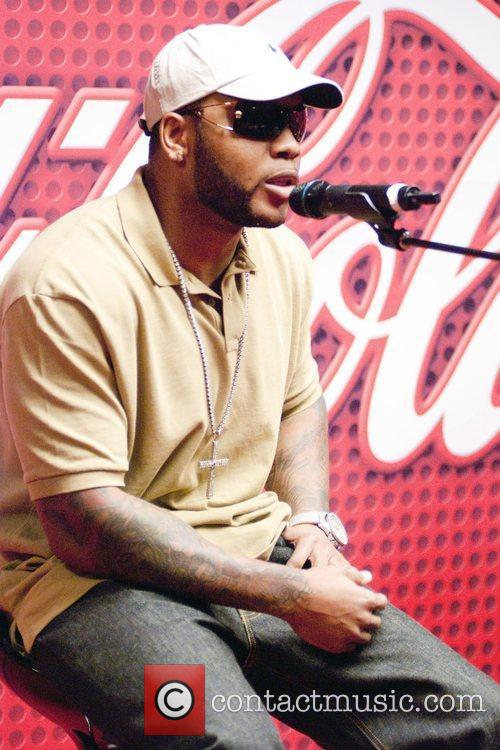 WGCI Coca Cola Lounge presents Flo Rida hosted...